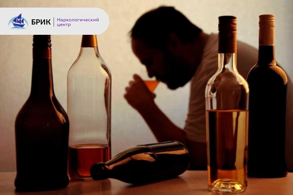 Как работает блокада алкогольной зависимости - «Брик» Николаев.