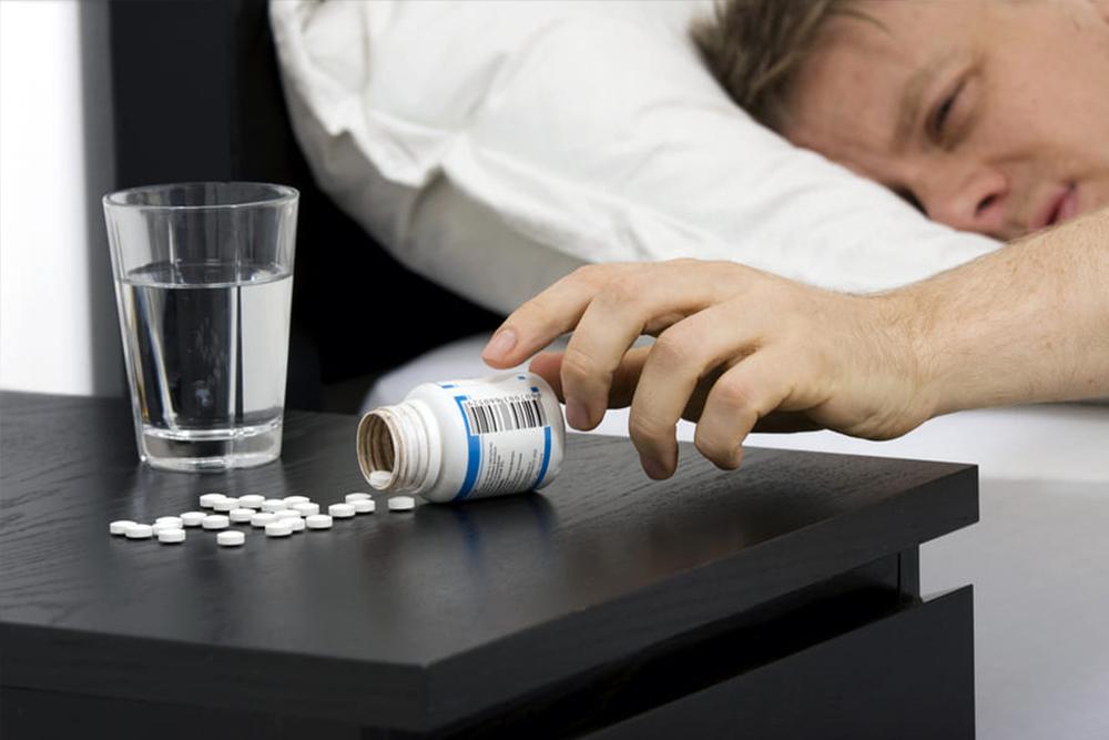 Формирование зависимости от лекарств